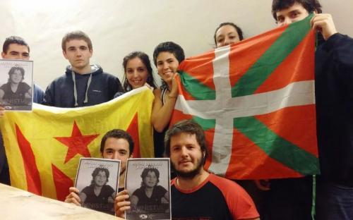 Zahlreiche Soli-Aktionen für Marina - Freiheit für die politischen Gefangenen